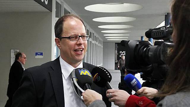 Staatsanwalt Rolf von Felten