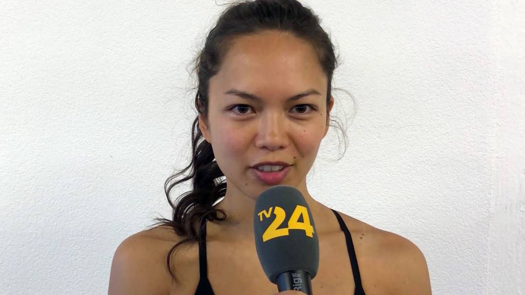 Unsere Ninja-Athletin Sheryl im Interview!