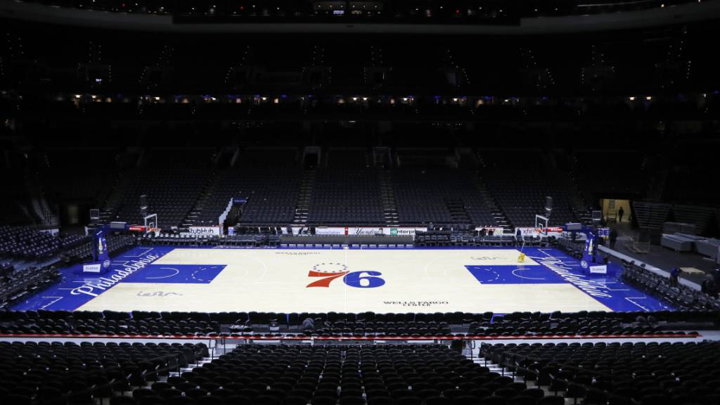 Kehrt bald wieder Leben in amerikanische Sportstätten zurück?