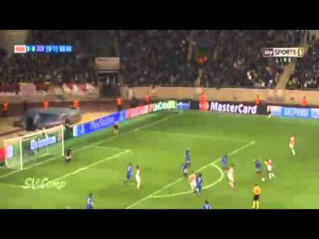 Die Highlights der Partie AS Monaco - Juventus Turin
