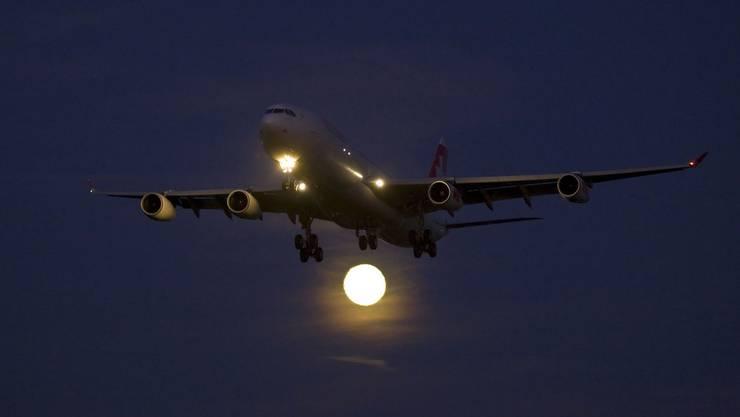 Messflüge tagsüber würden den Verkehrsablauf zu sehr belasten.