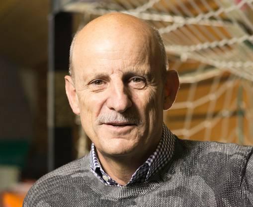Georgio Behr, Gründer Stiftung Benessere und Vater eines authistischen Sohnes.