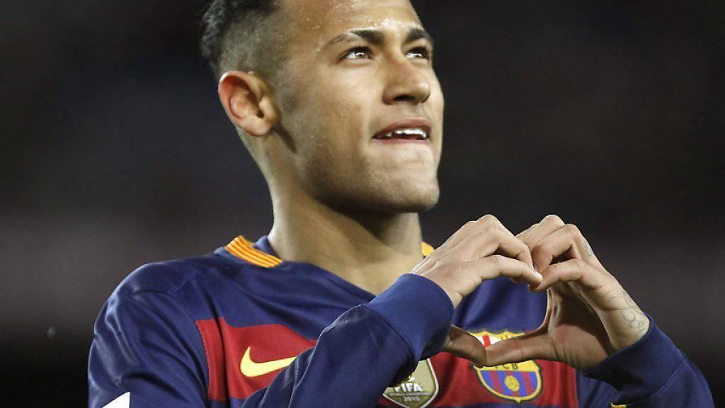 Kein Herz für Steuersünder: Brasiliens Justiz verlangt von Barcelona-Star Neymar über 40 Millionen Euro an Steuern zurück