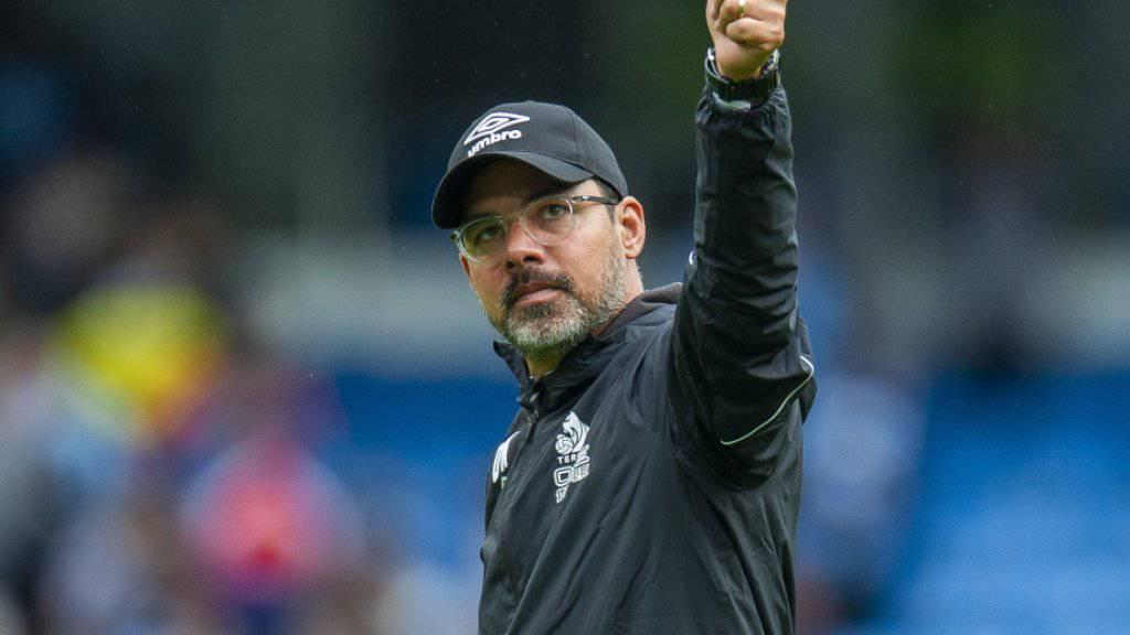 Soll Schalke in der kommenden Saison zurück zum Erfolg führen: David Wagner