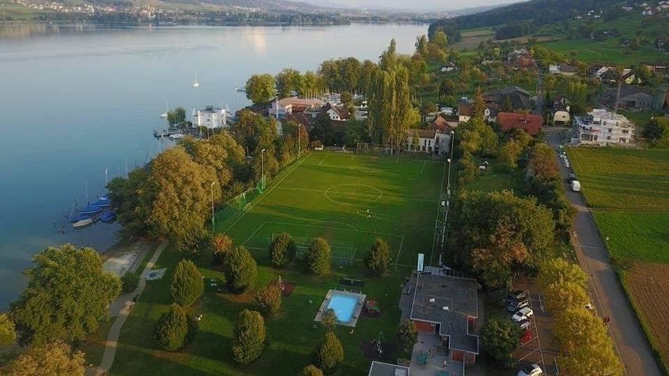 FC Beinwil am See hat den schönsten Fussballplatz