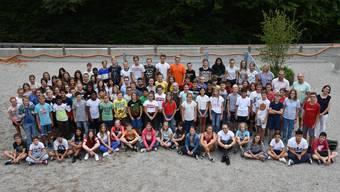 106 Schülerinnen und Schüler sind am Montagmorgen im Progymnasium (Sek P) gestartet.