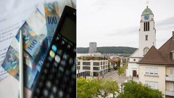 Die Gemeinderatsfraktion der FDP schlägt vor, die 900'000 Franken für Steuersenkungen einzusetzen. (Symbolbild)