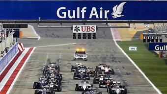 Keine grossen Änderungen für die Formel 1 beschlossen