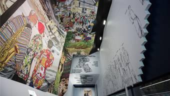 Von A–Z von Winkler geplant und realisiert: anspruchsvolle Kuppelproduktion im Kuwait-Pavillon an der Expo in Mailand.