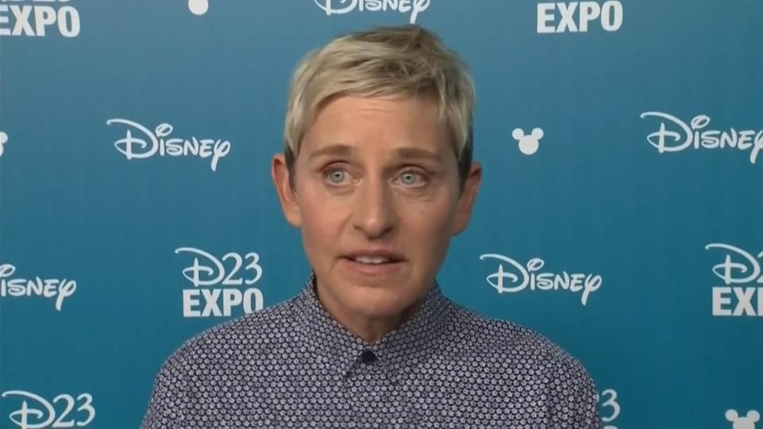 Ellen DeGeneres bittet Mitarbeiter um Entschuldigung