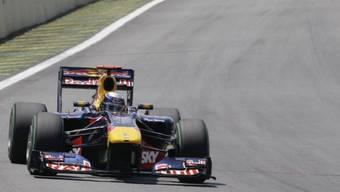 Vettel gewinnt GP von Brasilien vor Teamkollege Webber