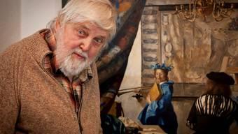 Der Kunstmaler Kurt Hediger