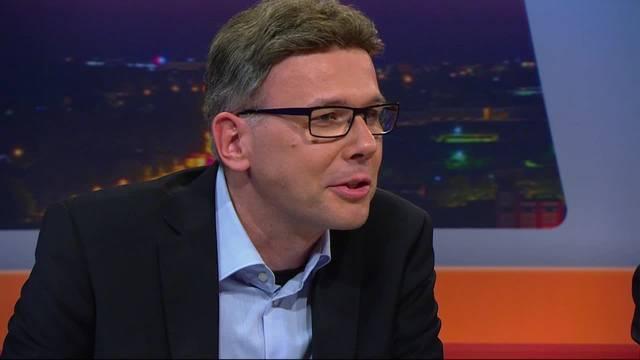 Dieter Egli schlägt vor, dass man die Steuertarif-Senkungen der letzten zehn Jahre rückgängig macht.