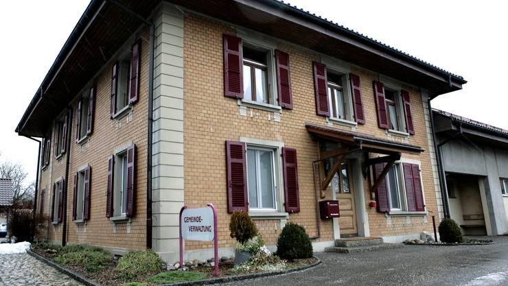 Die Gemeindeverwaltung Recherswil soll reorganisiert werden.