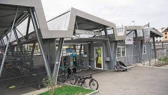 Die Velostation steht – werden nun Lücken im Radwegnetz geschlossen?