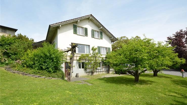 Das Haus steht in der Region Lenzburg. Wo genau, gibt SRF nicht bekannt.