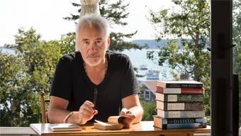 Hansjörg Schertenleib (60) an seinem neuen Wohnort im US-Bundesstaat Maine.