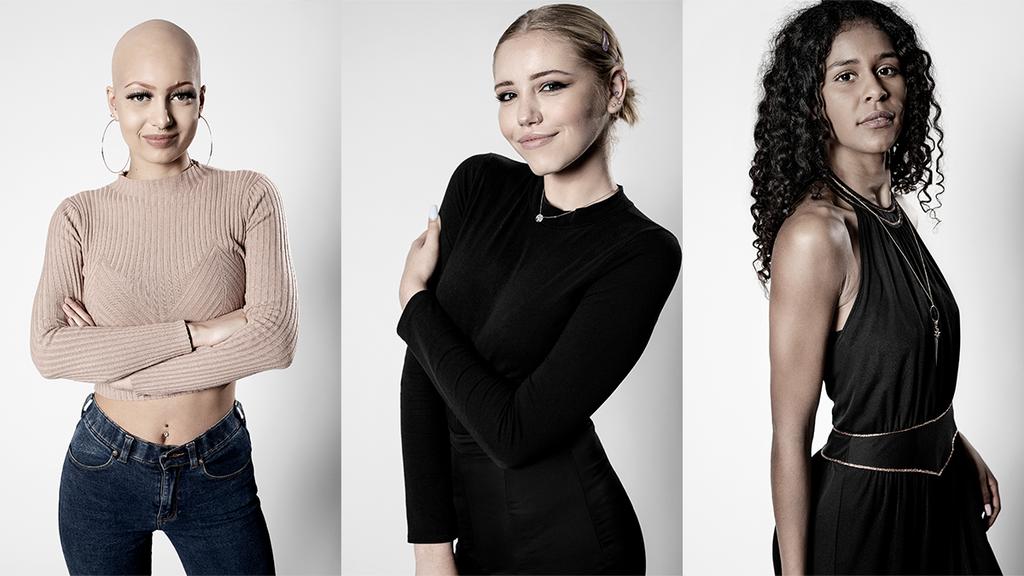 Nur eine von ihnen wird Germany's Next Topmodel 2020