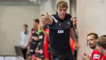 René Berliat ist noch bis Sonntag mit Leidenschaft Trainer.