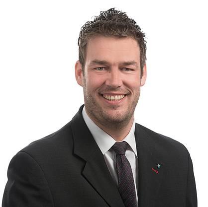 Christoph Riner, SVP Zeihen