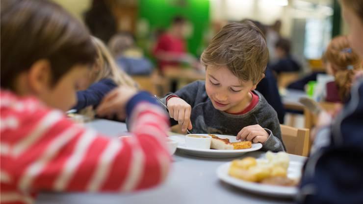 Das neue Kinderbetreuungsgesetz bezweckt die Erleichterung der Vereinbarkeit von Beruf und Familie sowie die Chancengerechtigkeit von Kindern. Gaetan Bally/Keystone