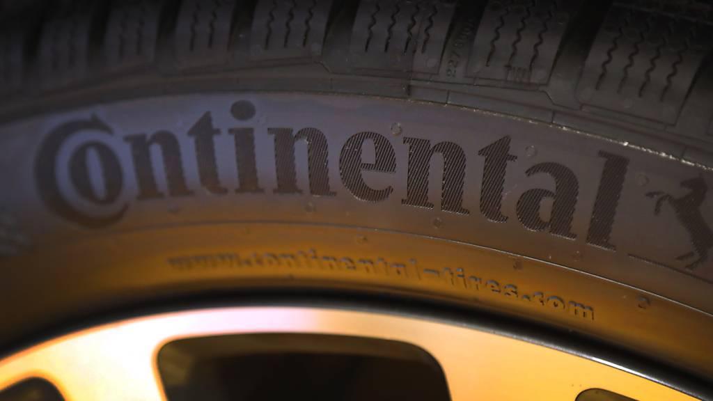 Continental schreibt weiter Verlust - laufendes Geschäft stabiler