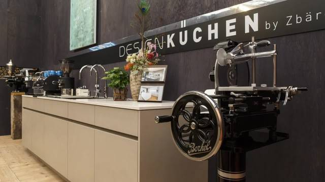 Der schönste HESO-Stand 2018: Design Küchen by Zbären aus Niederbipp