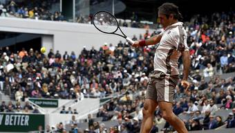 Federer hat gegen Nadal viel versucht, aber am Ende doch klar verloren