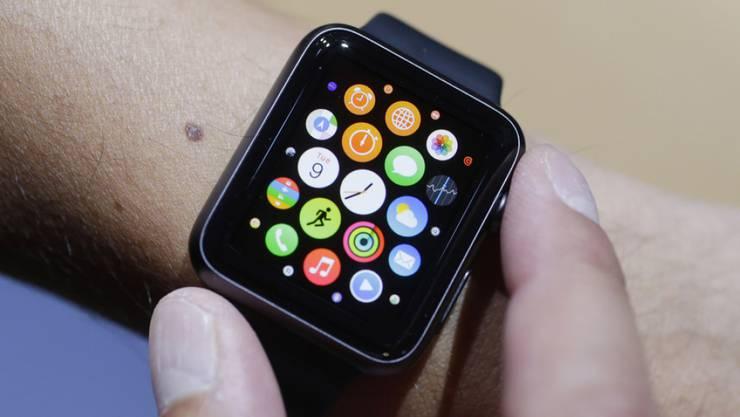 Das Warten ist vorbei: die Apple Watch ist jetzt auch in der Schweiz erhältlich.