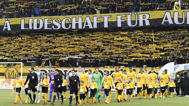 Den Young Boys bietet sich am Ostermontag im ausverkauften Stade de Suisse die Chance zur Vorentscheidung im Kampf um den Meistertitel