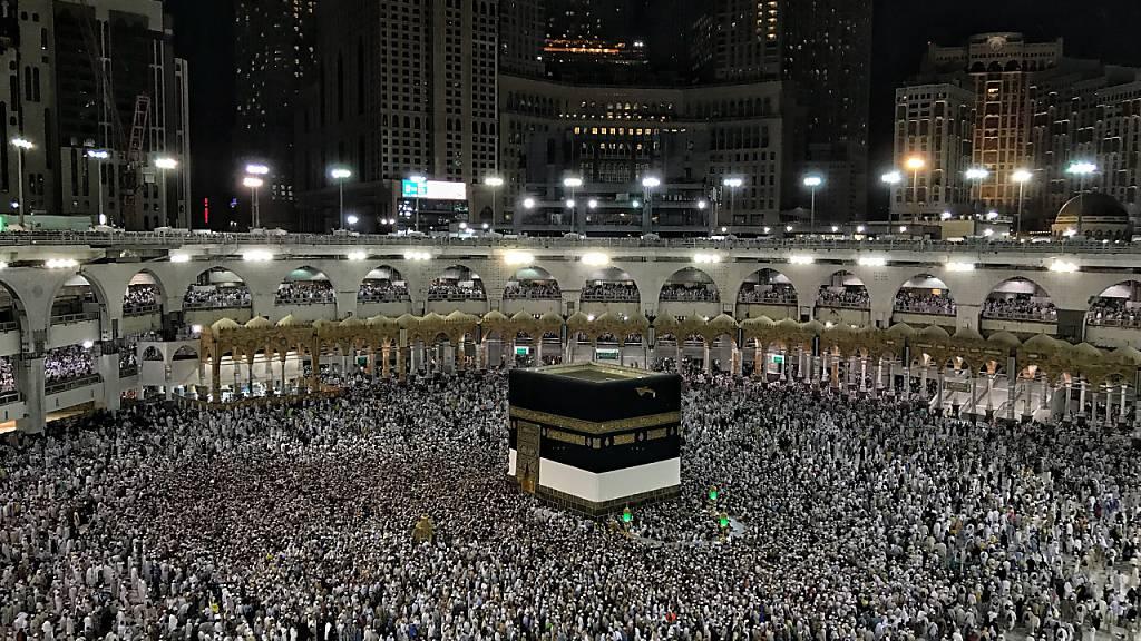 Saudi-Arabien will Moscheen in Mekka am Sonntag wieder öffnen