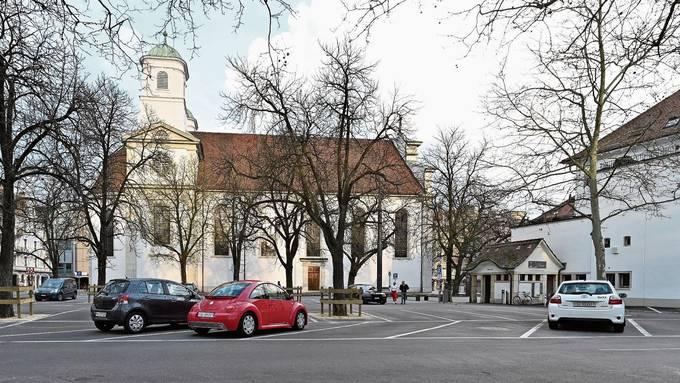 Rund 60 Abstellplätze gibt es auf dem Munzingerplatz.