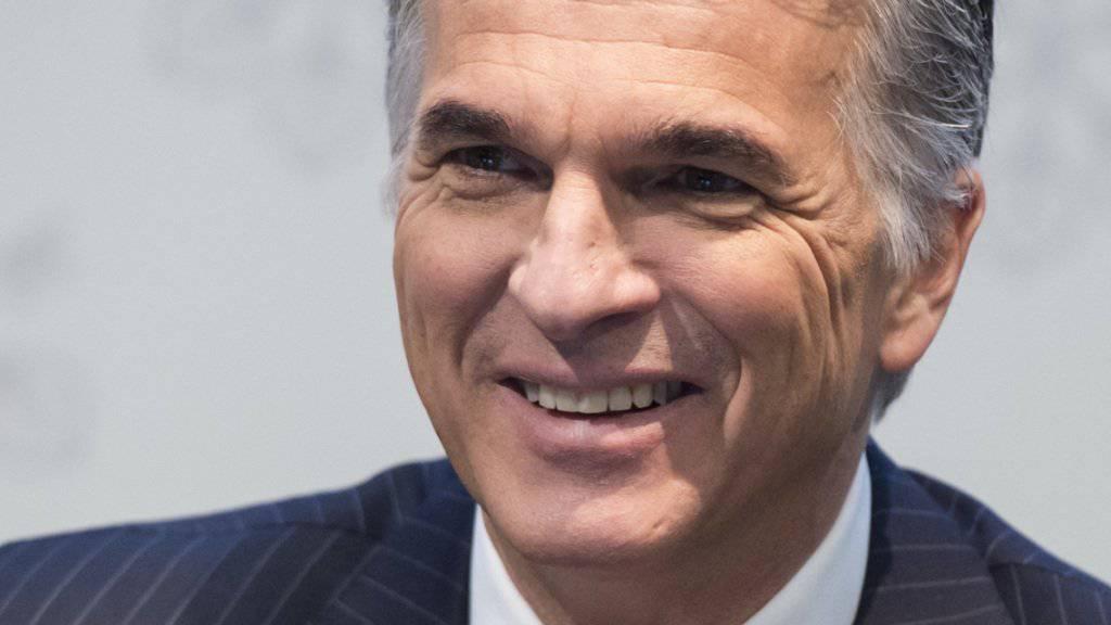 Sergio Ermotti ist der Schweizer Topverdiener des vergangenen Jahres. (Archivbild)