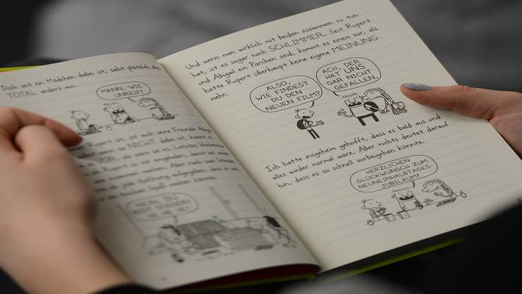 «Gregs Tagebuch» ist voller Witz und Charme. Juri Junkov