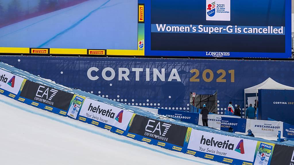 In Cortina ist Flexibilität und Geduld gefragt