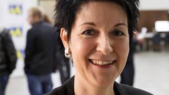 Sandra Kolly holte das beste Resultat in der Amtei für die CVP.