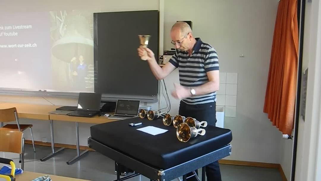 Eros Ramazzotti mit Glockenklang