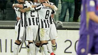 Juventus jubelt über den Sieg, aber noch nicht über den Titel
