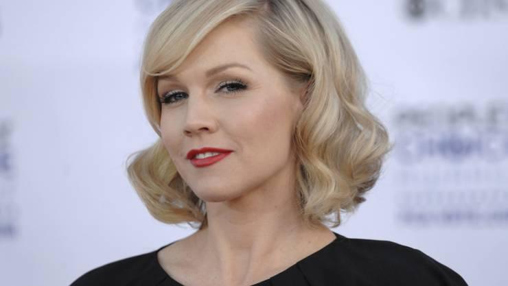 """Steht vor der dritten Scheidung: TV-Schauspielerin Jennie Garth (""""Beverly Hills, 90210""""). (Archivbild)"""