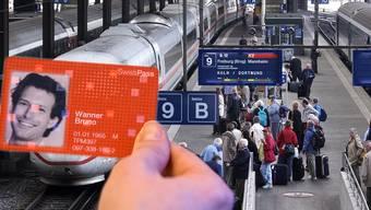 Rabattkarte dabei? Wer mit dem Swisspass nach Österreich und Deutschland will, benötigt ein zusätzliches Stück Papier.