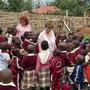 Anfang Jahr reiste Elsy Amsler nach Kenia.