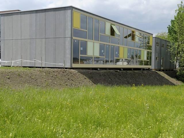 In Zürich-Affoltern entsteht «Brothusse» - Eine Siedlung ausschliesslich für Menschen in Notlage