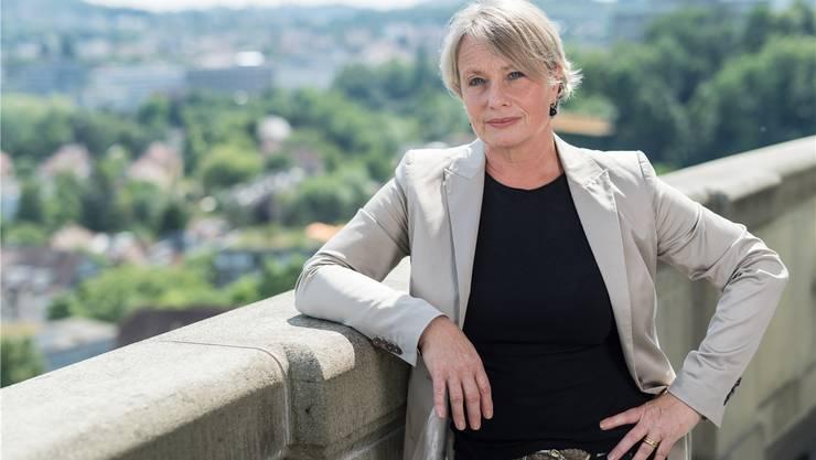 Kandidiert: Die Baselbieter Nationalrätin Elisabeth Schneider-Schneiter (54).