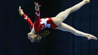 Ilaria Käslin zeigte eine starke Leistung