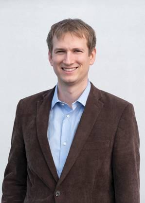 Simon Müller, neuer Intendant des Argovia Philharmonic.