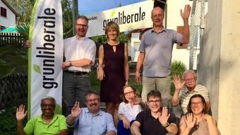 Anfang Juli haben die Grünliberalen in Nussbaumen eine Ortspartei gegründet.
