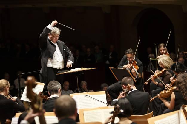 Classionata 2019. Sinfoniekonzert mit den Münchner Symphoniker unter der Leitung von Andreas Spörri