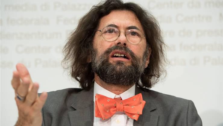 Thomas Geiser, Professor für Privatrecht der Uni St.Gallen.