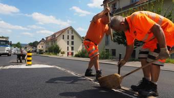 Gemeinden sollen sich nicht mehr an der Sanierung von Kantonsstrassen beteiligen müssen, diesen Pflock soll die Regierung nun schnell einschlagen.