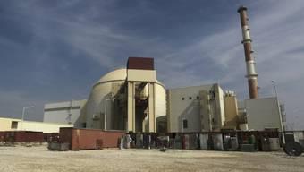 Im Visier der Inspektoren: Atomanlage im Iran (Archiv)